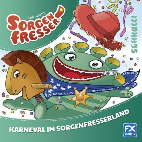 - Gerd Hahns Sorgenfresser: Schnulli - Party im Sorgenfresserland - Preis vom 14.01.2021 05:56:14 h