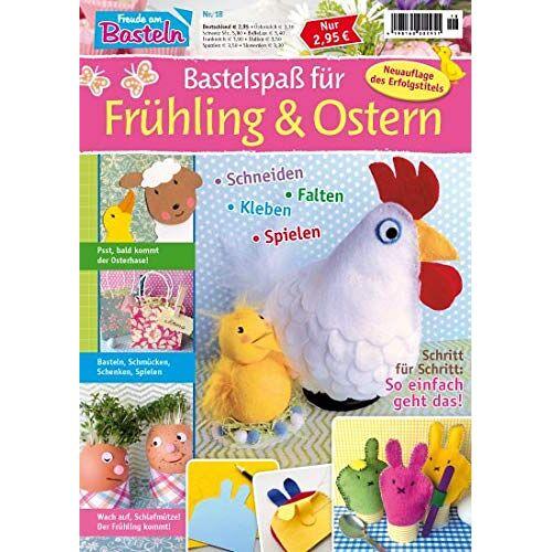Freude am Basteln - Freude am Basteln 18/2019 Frühling & Ostern - Preis vom 19.10.2020 04:51:53 h
