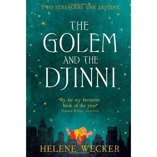 Helene Wecker - The Golem and the Djinni - Preis vom 16.01.2021 06:04:45 h
