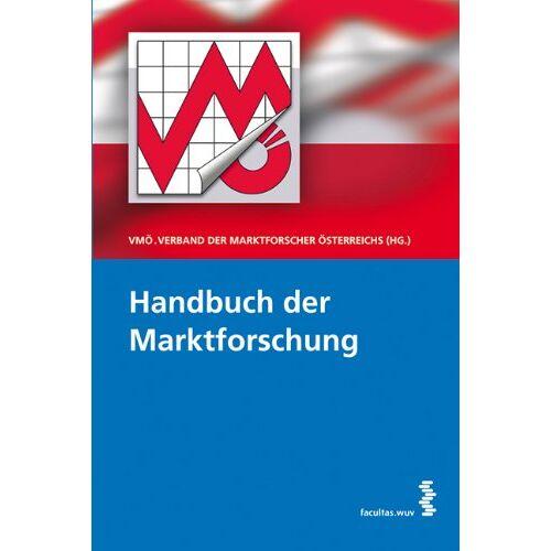 Lieselotte Stalzer - Handbuch der Marktforschung - Preis vom 20.10.2020 04:55:35 h