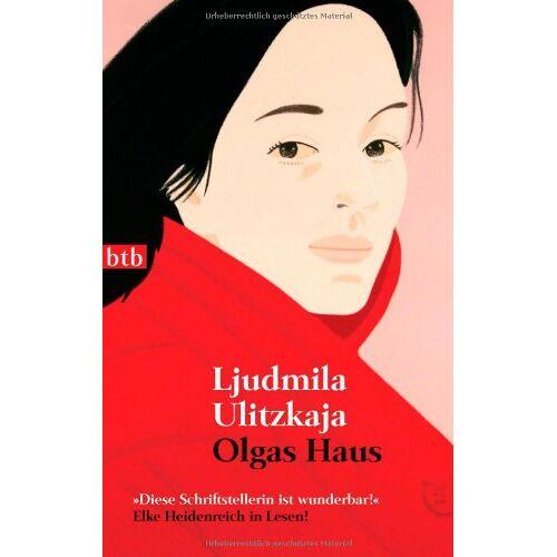 Ljudmila Ulitzkaja - Olgas Haus - Preis vom 20.10.2020 04:55:35 h