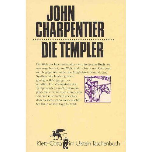 John Charpentier - Die Templer - Preis vom 06.04.2021 04:49:59 h