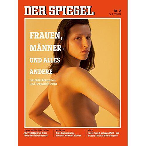 Klaus Brinkbäumer - DER SPIEGEL 2/2018 (Cover Bild kann abweichen) - Preis vom 04.09.2020 04:54:27 h