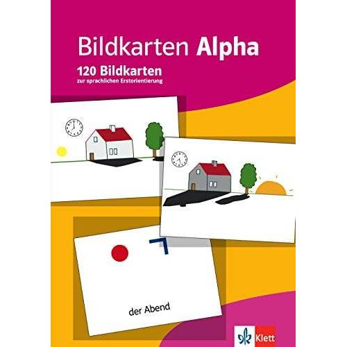 - Bildkarten Alpha: 120 Bild- und Wortkarten - Preis vom 27.10.2020 05:58:10 h