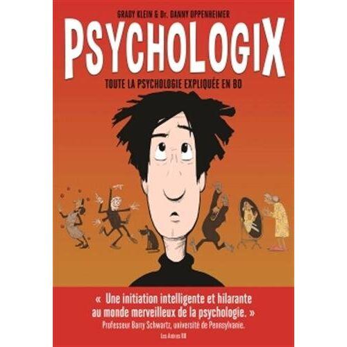 - Psychologix : Toute la psychologie expliquée en BD - Preis vom 11.05.2021 04:49:30 h
