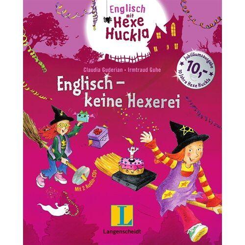 Claudia Guderian - Englisch mit Hexe Huckla: Englisch - keine Hexerei - Preis vom 16.05.2021 04:43:40 h