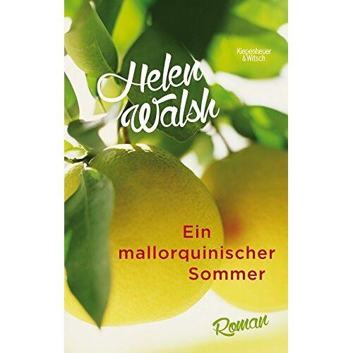 Helen Walsh - Ein mallorquinischer Sommer: Roman - Preis vom 13.05.2021 04:51:36 h