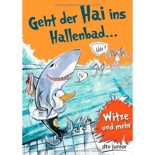 Stefanie Duckstein - Geht der Hai ins Hallenbad: Witze und mehr - Preis vom 23.02.2021 06:05:19 h