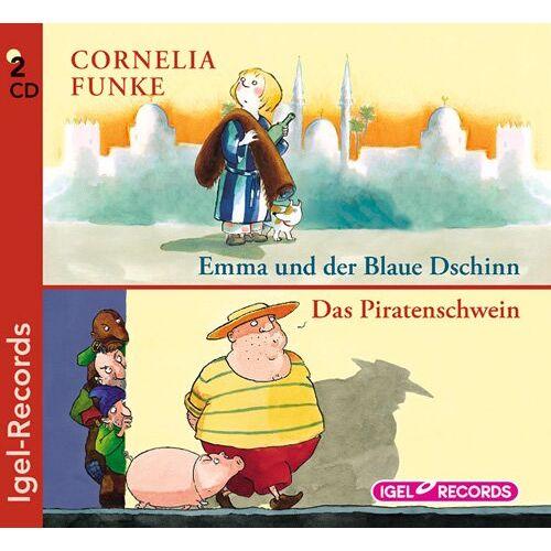 Funke Emma und der Blaue Dschinn / Das Piratenschwein - Preis vom 14.04.2021 04:53:30 h