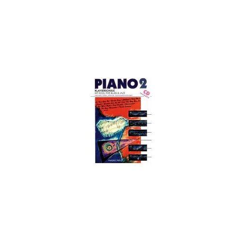 Margret Feils - Piano, Bd.2, Klavierschule mit Rock, Pop, Blues und Jazz, m. CD-Audio: Für Anfänger und Wiedereinsteiger - Preis vom 20.10.2020 04:55:35 h