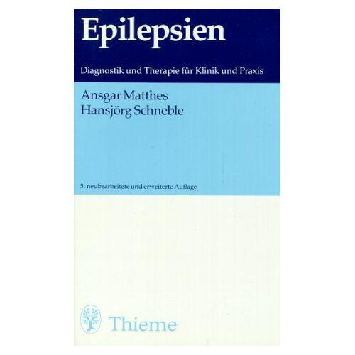 Ansgar Matthes - Epilepsien - Preis vom 04.09.2020 04:54:27 h
