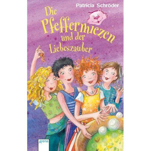 Patricia Schröder - Die Pfeffermiezen und der Liebeszauber - Preis vom 17.04.2021 04:51:59 h