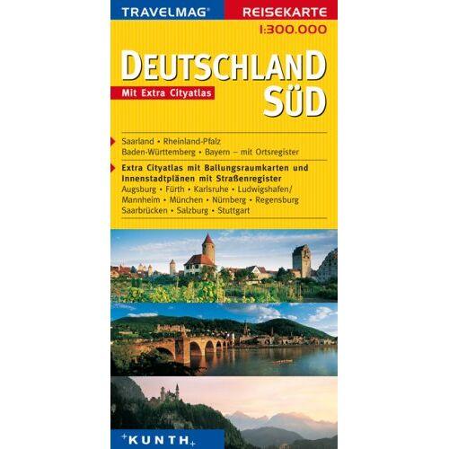 - Reisekarte : Deutschland Süd - Preis vom 11.11.2019 06:01:23 h