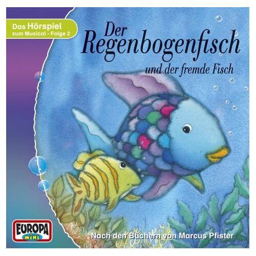 Marcus Pfister - Der Regenbogenfisch - CD / Der Regenbogenfisch - und der fremde Fisch - Preis vom 09.05.2021 04:52:39 h