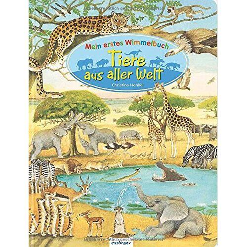 - Mein erstes Wimmelbuch: Tiere aus aller Welt, Mein erstes Wimmelbuch - Preis vom 20.09.2020 04:49:10 h