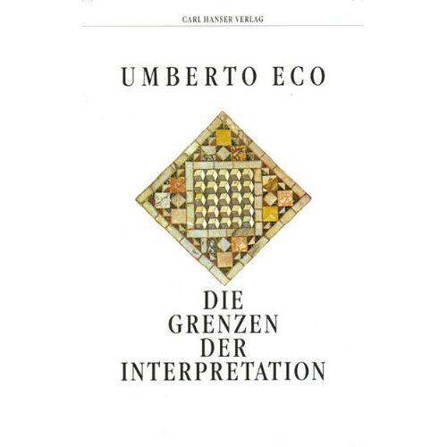ECO Die Grenzen der Interpretation - Preis vom 16.05.2021 04:43:40 h