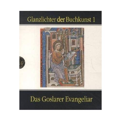Renate Kroos - Das Goslarer Evangeliar - Preis vom 28.02.2021 06:03:40 h