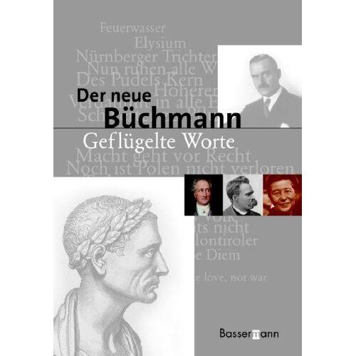 Georg Büchmann - Der neue Büchmann - Preis vom 13.05.2021 04:51:36 h