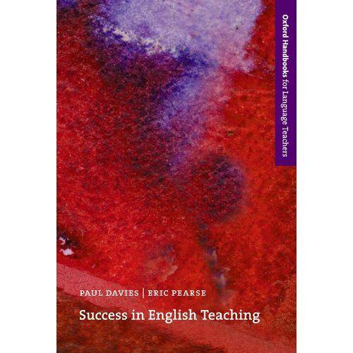 Paul Davies - Success in English Teaching (Teacher Training) - Preis vom 16.04.2021 04:54:32 h