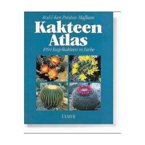 Rod Preston-Mafham - Kakteen-Atlas. 1094 Kugelkakteen in Farbe - Preis vom 24.02.2021 06:00:20 h