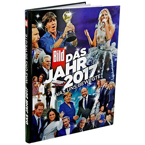 Julian Reichelt - Das Jahr 2017- Was uns bewegte - Preis vom 20.10.2020 04:55:35 h