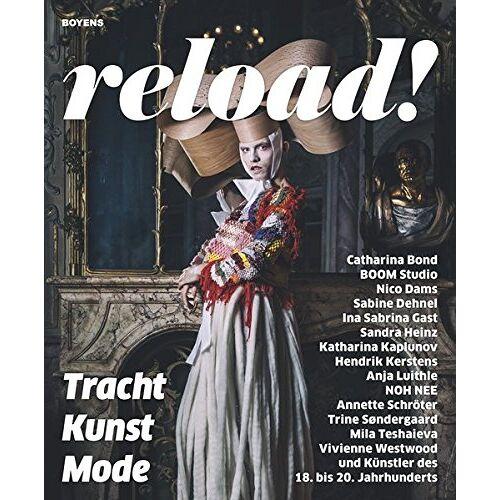 Ulrike Wolff-Thomsen - reload! Tracht - Kunst - Moderne - Preis vom 19.01.2020 06:04:52 h