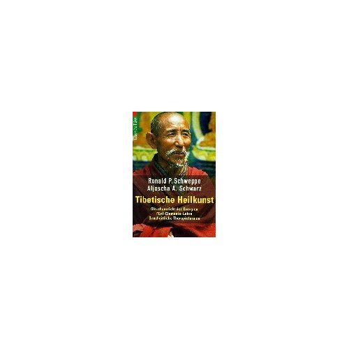 Schweppe, Ronald P. - Tibetische Heilkunst - Preis vom 16.04.2021 04:54:32 h