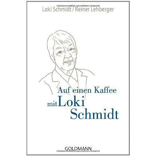 Loki Schmidt - Auf einen Kaffee mit Loki Schmidt - Preis vom 05.09.2020 04:49:05 h