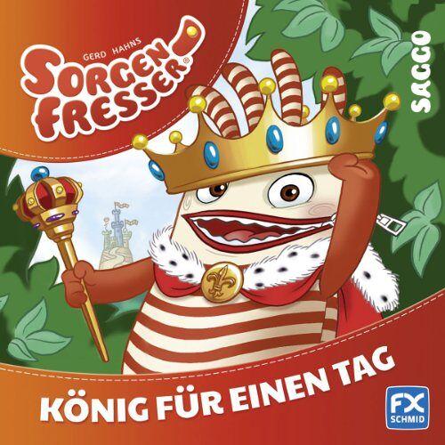 Gabor Gerd Hahns Sorgenfresser: Saggo - König für einen Tag - Preis vom 05.05.2021 04:54:13 h