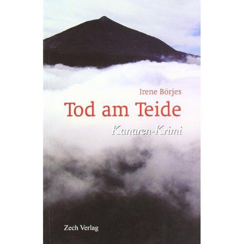 Irene Börjes - Tod am Teide - Preis vom 05.09.2020 04:49:05 h