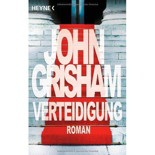 John Grisham - Verteidigung: Roman - Preis vom 06.05.2021 04:54:26 h
