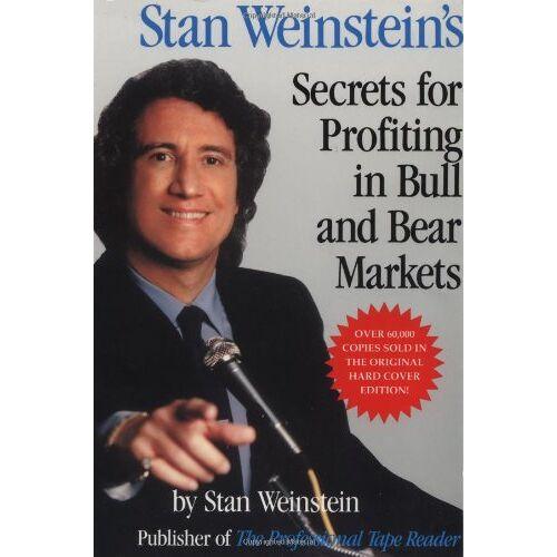 Weinstein - Stan Weinstein's Secrets for Profiting in Bull and Bear Mark - Preis vom 21.01.2021 06:07:38 h