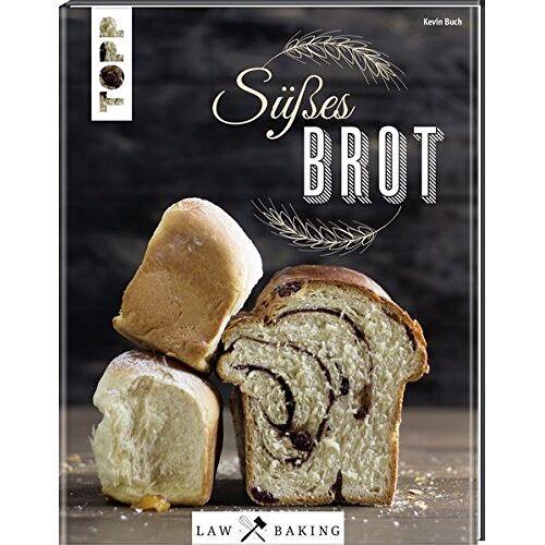 Kevin Buch - Law of Baking - Süßes Brot: Zupfbrot, Brioche und mehr für Leckermäuler - Preis vom 05.05.2021 04:54:13 h
