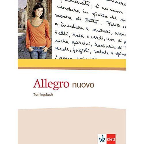 Renate Merklinghaus - Allegro nuovo A1: Trainingsbuch - Preis vom 21.10.2020 04:49:09 h