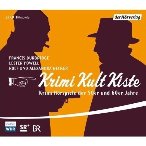 Becker Krimi Kult Kiste 5: Krimi-Hörspiele der 50er und 60er Jahre - Preis vom 04.09.2020 04:54:27 h
