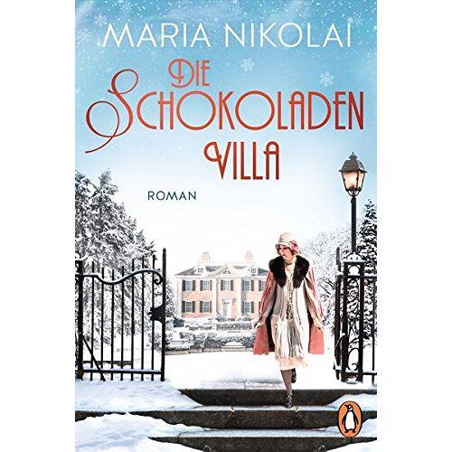Maria Nikolai - Die Schokoladenvilla: Roman (Die Schokoladen-Saga, Band 1) - Preis vom 24.05.2020 05:02:09 h
