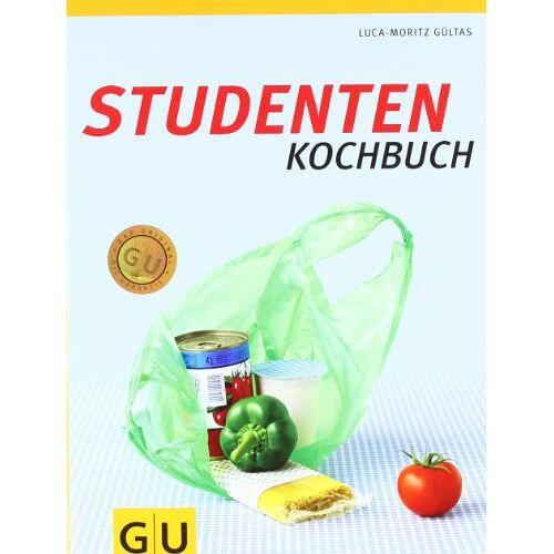Luca-Moritz Gültas - Studenten-Kochbuch (GU Themenkochbuch) - Preis vom 05.03.2021 05:56:49 h