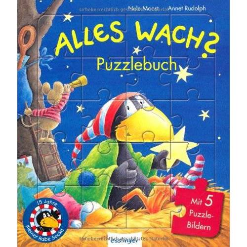 Nele Moost - Alles wach? - Puzzlebuch - Preis vom 05.05.2021 04:54:13 h