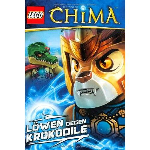 Lego Legends of Chima: Löwen gegen Krokodile - Preis vom 12.04.2021 04:50:28 h
