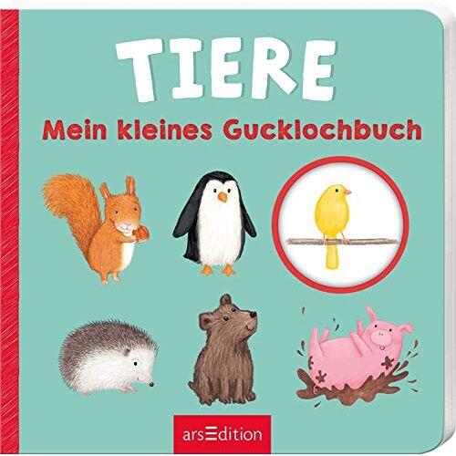 - Mein kleines Gucklochbuch Tiere - Preis vom 11.05.2021 04:49:30 h