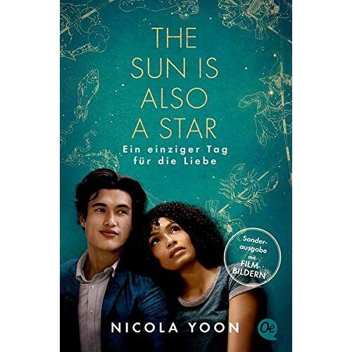 Nicola Yoon - The Sun is also a Star: Ein einziger Tag für die Liebe - Preis vom 06.05.2021 04:54:26 h
