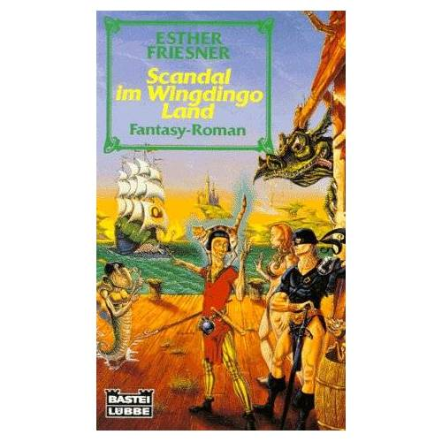 Esther Friesner - Scandal im Wingdingo Land. - Preis vom 13.05.2021 04:51:36 h