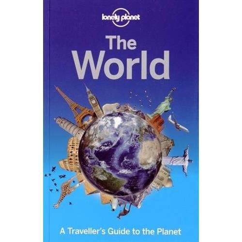 Lonely Planet - The World: A Traveller's Guide to the Planet (Lonely Planet) - Preis vom 16.04.2021 04:54:32 h