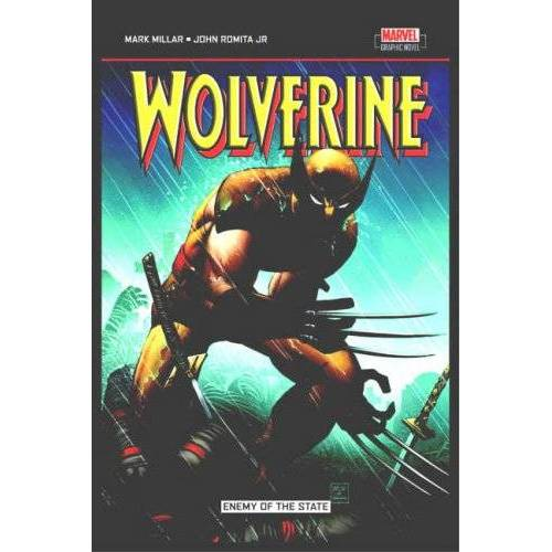 Mark Millar - Wolverine: Enemy Of The State: Wolverine #20-32 - Preis vom 18.04.2021 04:52:10 h