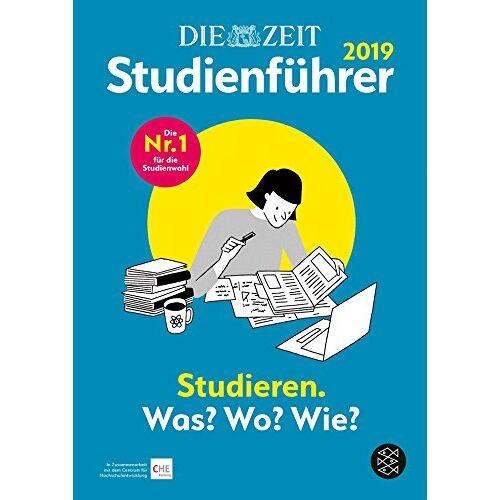 DIE ZEIT - DIE ZEIT Studienführer 2019. Das Buch: Studieren. Was? Wo? Wie? - Preis vom 23.01.2020 06:02:57 h