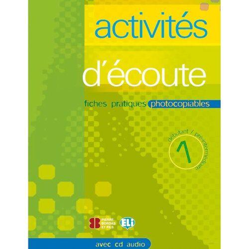 Vincent Activités d'écoute, m. Audio-CD - Preis vom 03.09.2020 04:54:11 h