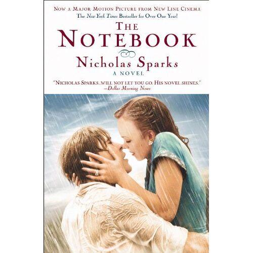 Nicholas Sparks - The Notebook - Preis vom 24.02.2021 06:00:20 h