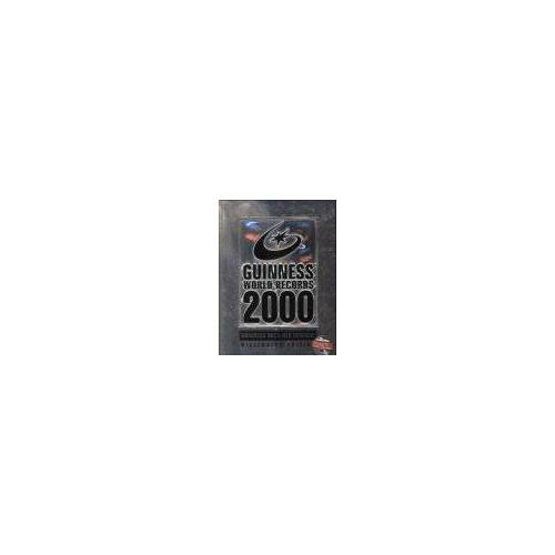 Guinness - Guinness Buch der Rekorde 2000 - Preis vom 20.10.2020 04:55:35 h