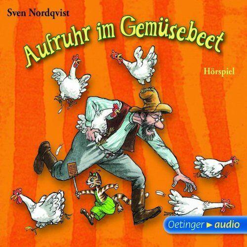 Sven Nordqvist - Aufruhr im Gemüsebeet (CD) - Preis vom 21.04.2021 04:48:01 h