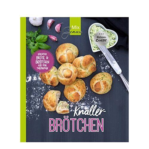 Corinna Wild - KNALLER-Brötchen: Kreative Brötchen und Brote aus dem Thermomix - Preis vom 26.02.2020 06:02:12 h